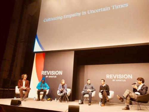 Panel at the Revision Summit 2018